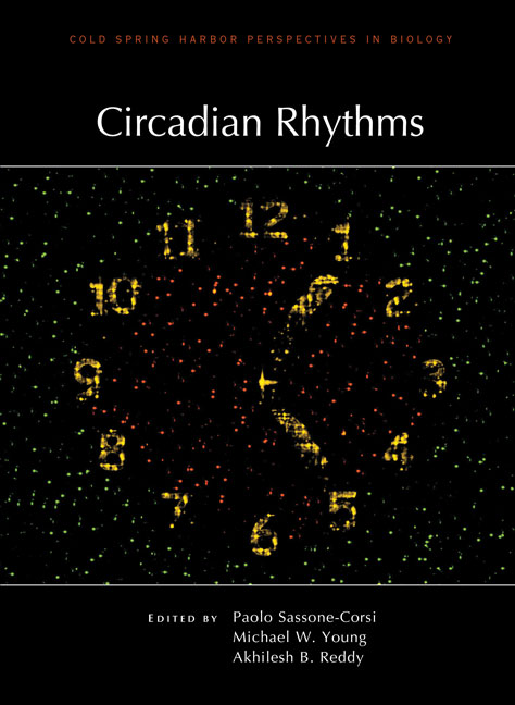 circadian rhythms cover image