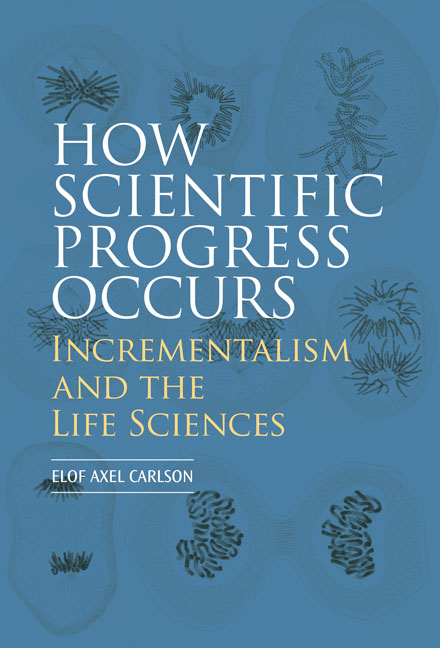How Scientific Progress Occurs cover image
