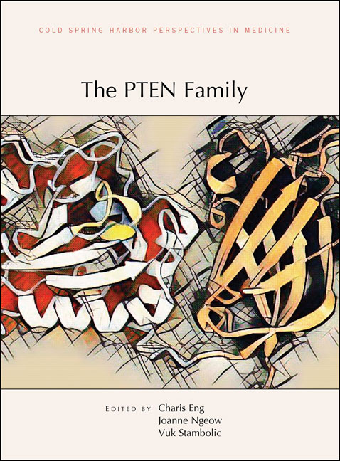 The PTEN Family cover image
