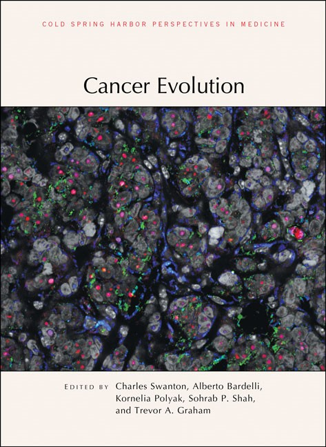 Cancer Evolution cover image